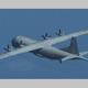 中国人民解放軍のY8対潜哨戒機=国防部提供