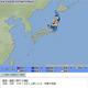 気象庁が6月18日22時26分に発表した「震源・震度に関する情報」(気象庁サイトより)