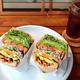新宿御苑の緑に囲まれピクニック気分!「&sandwich.」の野菜たっぷりサンドイッチ