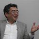 「日本発」が世界の主流となることの大切さを説く=北海道函館市のはこだて未来大学(関厚夫撮影)
