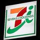 セブン&アイ・ホールディングスのロゴ看板
