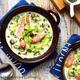 うまみたっぷり!野菜も食べられる「ソーセージのスープ」