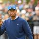 男子ゴルフのタイガー・ウッズ(2019年6月14日撮影)。(c)Ross Kinnaird/Getty Images/AFP