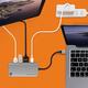 フォーカルポイント、外部ストレージとして使用可能なSSD搭載USB-Cハブ『ALMIGHTY DOCK CS1』がクラウドファンディングで登場