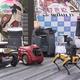 羽田に新複合施設がオープン ロボット30種以上が集結