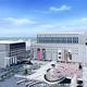 JR仙台駅東口エリアに新たに建設される「ヨドバシ仙台第1ビル」(右)と現在「ヨドバシカメラ」が入居する「ヨドバシ仙台第2ビル」(左)(ヨドバシホールディングス提供)