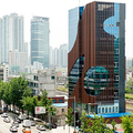 韓国のグーグルこと韓国旅行社NHN旅行博士の本社ビル