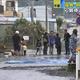 冠水住宅から心肺停止の男性 福島・阿武隈川が氾濫