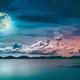 獅子座は、自分を笑って許す心のゆとりを持てそう…6月17日 射手座の満月【新月満月からのメッセージ】
