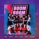 ANS、デビューシングル「BOOM BOOM」が本日発売!ガールクラッシュな魅力をアピール