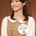 キャンパスライフがテーマ。私服コーディネイトを披露した増田美