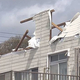 屋根が、窓ガラスが…離れた島の台風被害明らかに