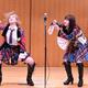 AKB48の大家志津香と中西智代梨によるコンビ「めんたい娘。」が『M-1』1回戦突破(C)ABC