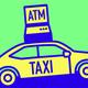 人の代わりに運ぶのは「お金」なタクシー in ボリビア