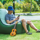 TRONO 「Inflatable Chair」
