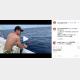 「南国マッチョ漁師にしか見えない」長友佑都、めっちゃデカいマグロ釣る