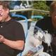 米トーク番組ではじけまくるヘンリー王子(画像は『The Late Late Show with James Corden 2021年2月25日公開YouTube「An Afternoon with Prince Harry & James Corden」』のサムネイル)