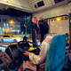 うちの車は元神奈中バス!「ディスニーランドから路線バスを運転して帰っちゃう系女子」のすごいカーライフ