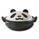 【カルディ】パンダの顔がフタの「パンダナンダ鍋」が可愛すぎて即完売待ったなし! 鼻から蒸気が噴き出すのがたまらんです