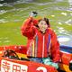 優勝して9年連続のクイーンズクライマックス出場を決めた寺田千恵