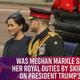 訪英したトランプ米大統領を避けた英メーガン妃、毒舌司会者ピアーズ・モーガン氏から痛烈な批判を受ける