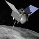 探査機OSIRIS-REx、小惑星ベンヌのサンプル採取タッチ・アンド・ゴーを実施