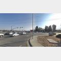 事故現場と思われる交差点 Google Maps