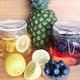 夏の疲労回復やスタミナアップに!「手作り果実酢」の簡単レシピ