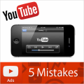 YouTube動画広告で気をつけたい5つのこと。