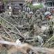 行方不明者の捜索をする自衛隊員=熊本県人吉市で2020年7月6日午後2時12分、幾島健太郎撮影