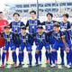 5部リーグ(関東リーグ1部)での再スタートとなった4月1日の今季開幕戦@浦安陸上競技場に臨むブリオベッカ浦安 ©️PICSPORT