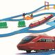 プラレール「スピードジェット」商品化、西武鉄道とのコラボ映像も
