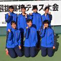 ダブルスを強化!愛知啓成高等学校【第42回全国選抜高校テニス大