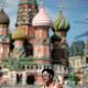 女子マラソンにて。  10年ぶりの世界陸上の戦いに臨んだ野口みずき。33km付近でリタイアした。  (撮影:フォート・キシモト)  [2013年8月10日、ルジニキ・スタジアム/モスクワ/ロシア]