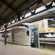 グリーン車も同一料金 停車中の「成田エクスプレス」でテレワーク実験