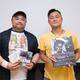 丸山ゴンザレス氏(左)と伊藤大輔氏(右)