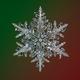 過去最高の1億画素で高解像度撮影された「雪の結晶」が異次元レベルの美しさ