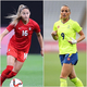 東京五輪女子サッカー決勝のカードはスウェーデン対カナダに。(C)Getty Images