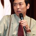 いやらしい眼で園田先生を追いかける教師。大杉忠太(おおすぎ