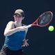 うつと中傷により22歳で引退したテニス選手が復活