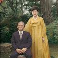 朴正煕と娘・朴槿恵の両元大統領
