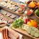 軽井沢の買い物途中で、手ぶらで手軽に地元食材が楽しめる期間限定BBQオープン