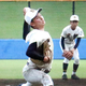 完投勝利を収めた光明学園相模原の先発左腕・西野拓投手