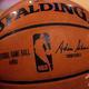 NBAの公式球(2015年3月25日撮影、資料写真)。(c)JEWEL SAMAD/ AFP