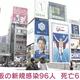 新型コロナ 大阪府で新たに96人の感染確認 6人が死亡 - ABEMA TIMES
