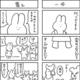 全てがめんどくさいウサギ(67)ミホちゃんとマリンちゃんを苦しめる先輩に、勇気を出して立ち向かう