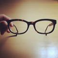 """いつの間にかメガネにも""""アイツ""""が。このままメガネをかけたら"""