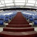 写真はゲルゼンキルヘンスタジアム(写真:EFE提供)