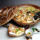 こちらは珠洲温泉のとじ荘のあんこう料理/写真は主催者提供