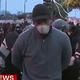 米CNN記者ら3人が生中継中に逮捕 黒人男性死亡の抗議デモ取材